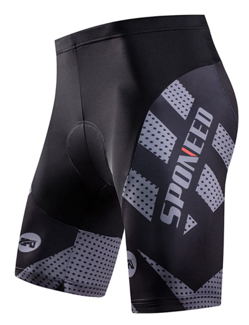 Sponeed Men's Biking Shorts | RWA Sportswear