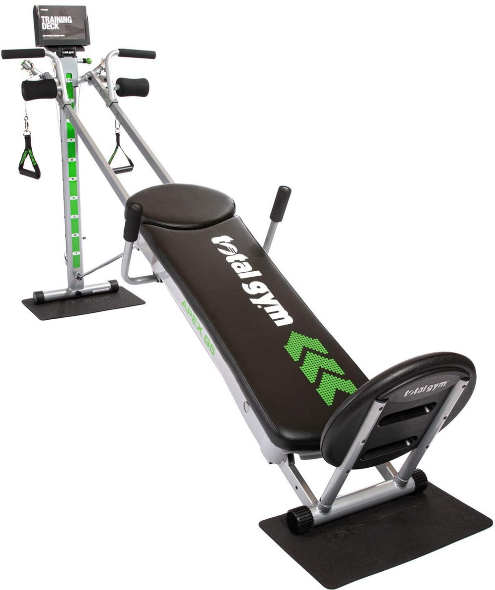 Total Gym APEX G3 Versatile Indoor Home Workout Equipment