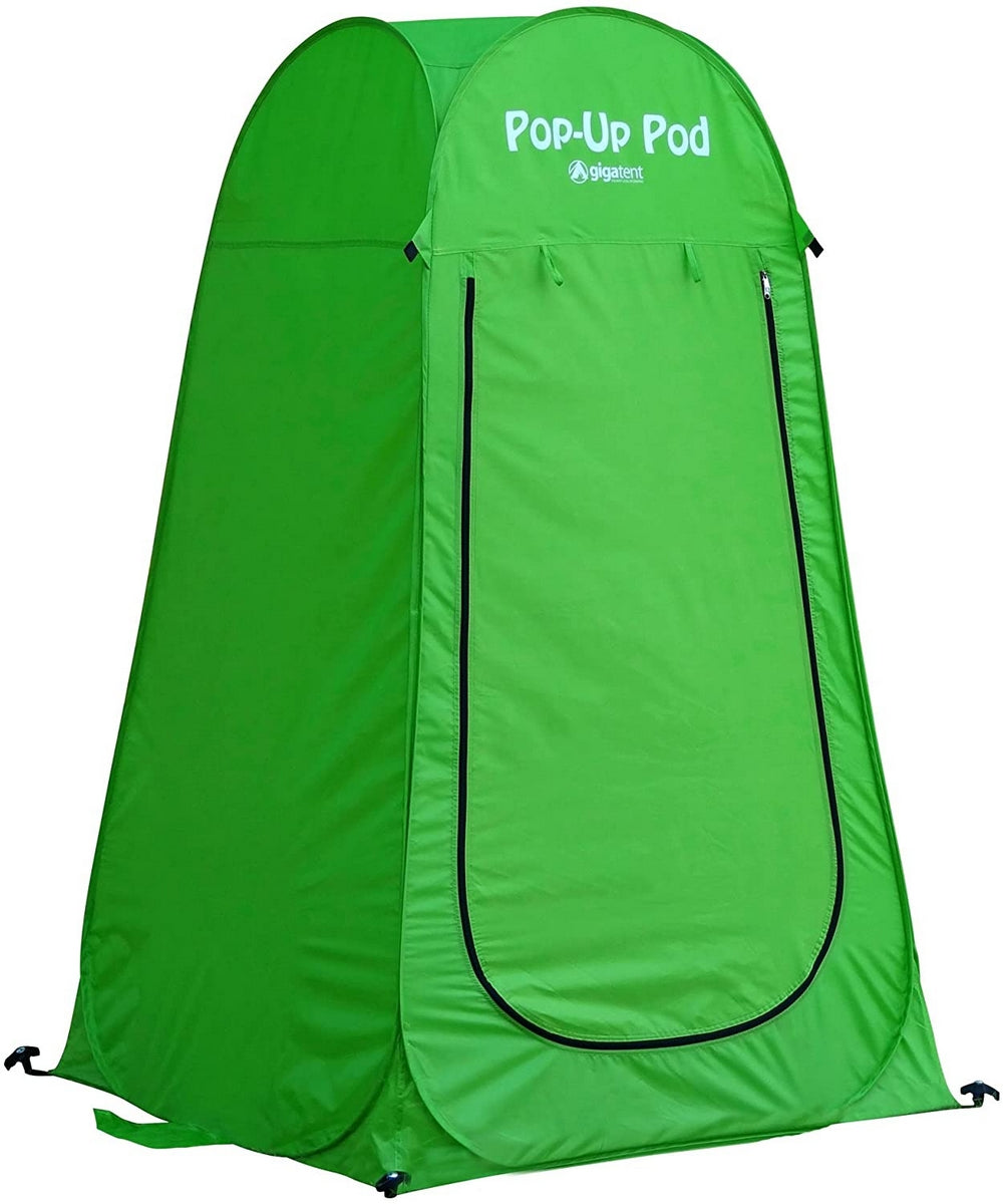Portable Outdoor Camping Pop Up Pod Shelter   RWA Sportswear