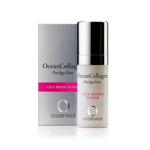 OceanCollagen Cell Boost Elixir, 15ml