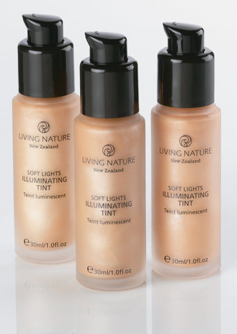 Living Nature Illuminating Tints, 30ml