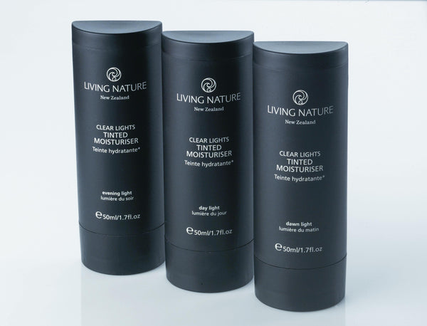 Living Nature Tinted Moisturiser, 50ml