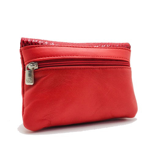 LIMITED EDITION - ROJO - MONEDERO LUGUPELL