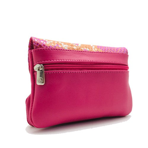 LIMITED EDITION - FUCSIA - MONEDERO LUGUPELL