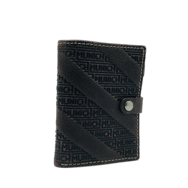 4503 - MARRON - MINIWALLET MUNICH