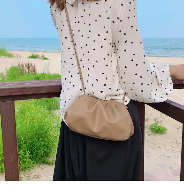 Women Simple Messenger Bag