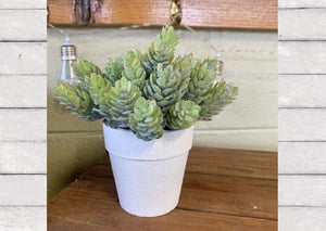 Artificial Succulent Planter