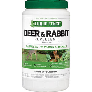 Liquid Fence Deer & Rabbit Repellant