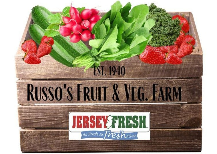 Russo's Seasonal Jersey Fresh Box