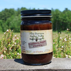 Pine Barrens Fruit Cran-Apple Chutney