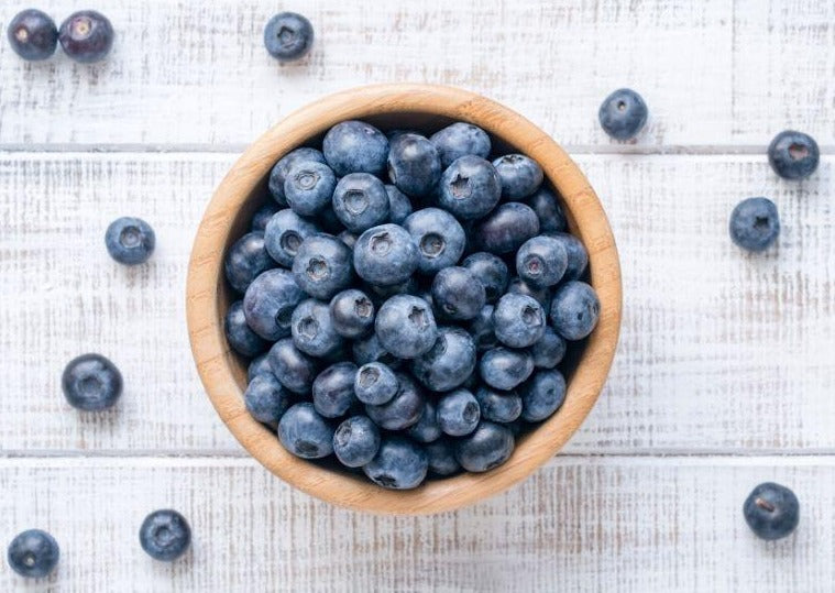 Blueberries - Our Own!