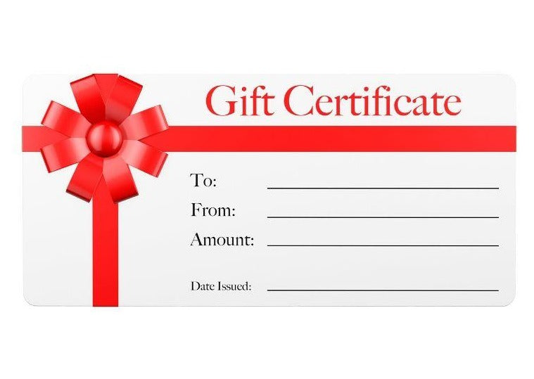 Russo's Gift Certificate