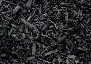 Black Dyed Mulch