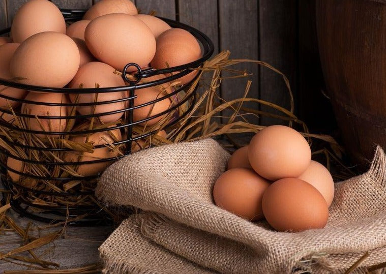 Eggs - Organic Brown