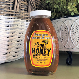 Honey - Bob's Wildflower