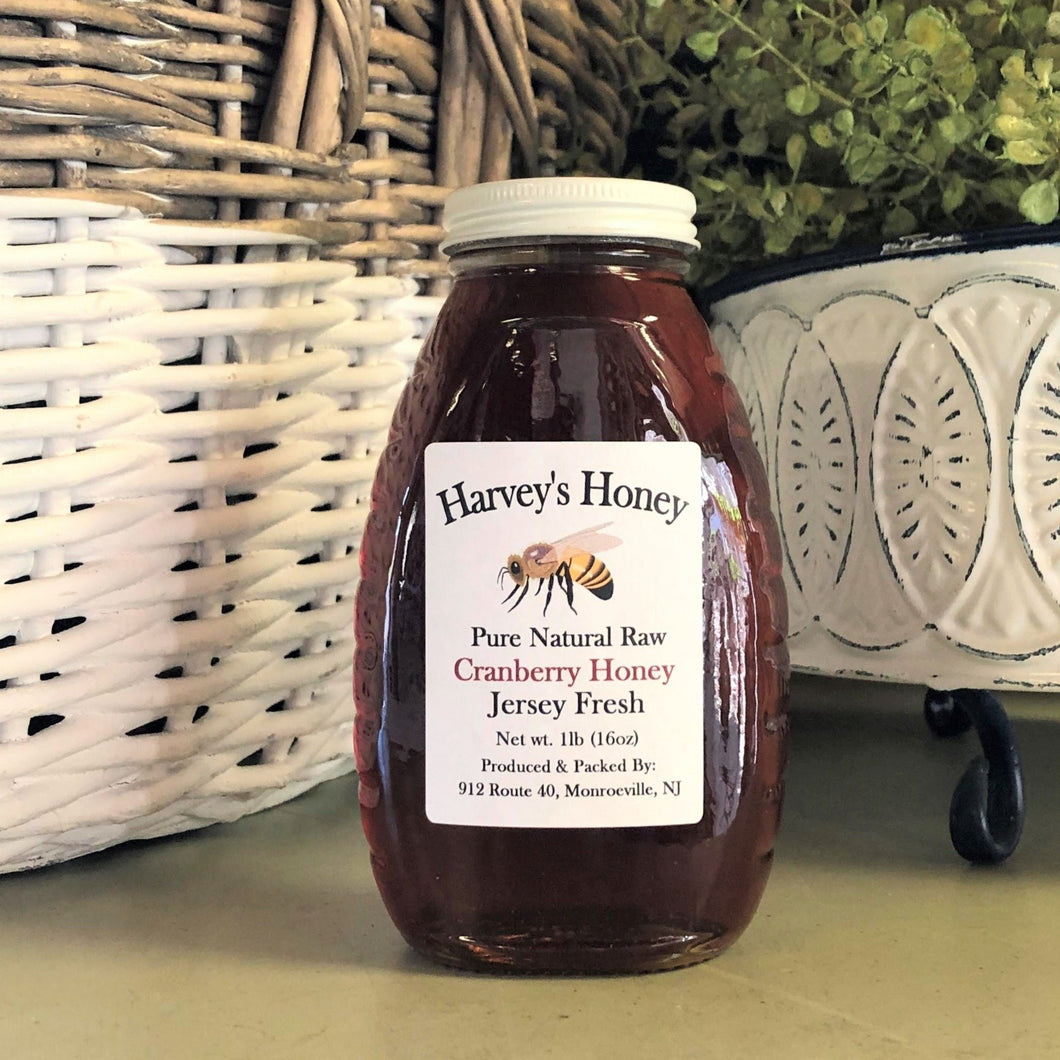 Honey - Harvey's Cranberry