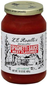 Roselli's Meat Flavored Sauce