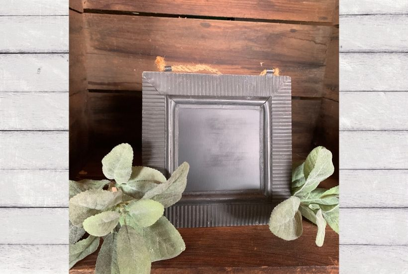Square Hanging Chalkboard