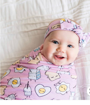 Little Sleepies Assorted Swaddle Sets
