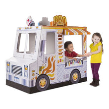 Load image into Gallery viewer, Food Truck Indoor Playhouse