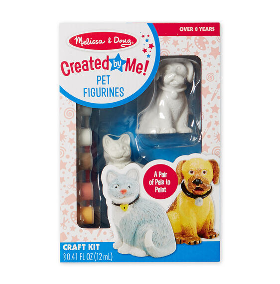 Created by Me! Pet Figurines Craft Kit