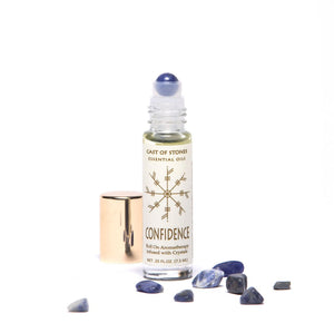 Cast of Stones Roll-On Essential Oil - Confidence