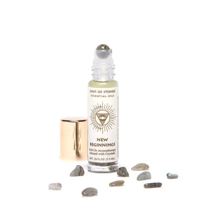 Cast of Stones Roll-On Essential Oil - New Beginnings