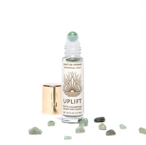 Cast of Stones Roll-On Essential Oil - Uplift