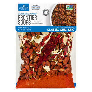 Montana Creekside Classic Chili Mix