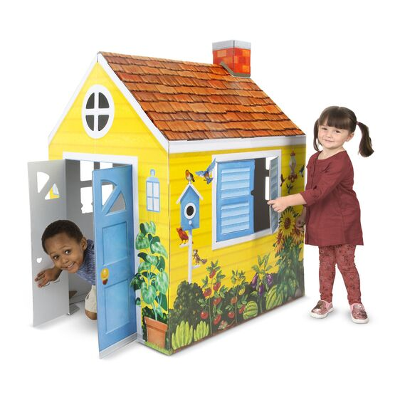Country Cottage Indoor Playhouse