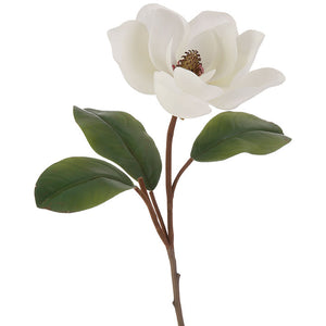 Real Touch Magnolia Stem - 32""