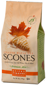 Maple Oat Scone Mix with Maple Glaze
