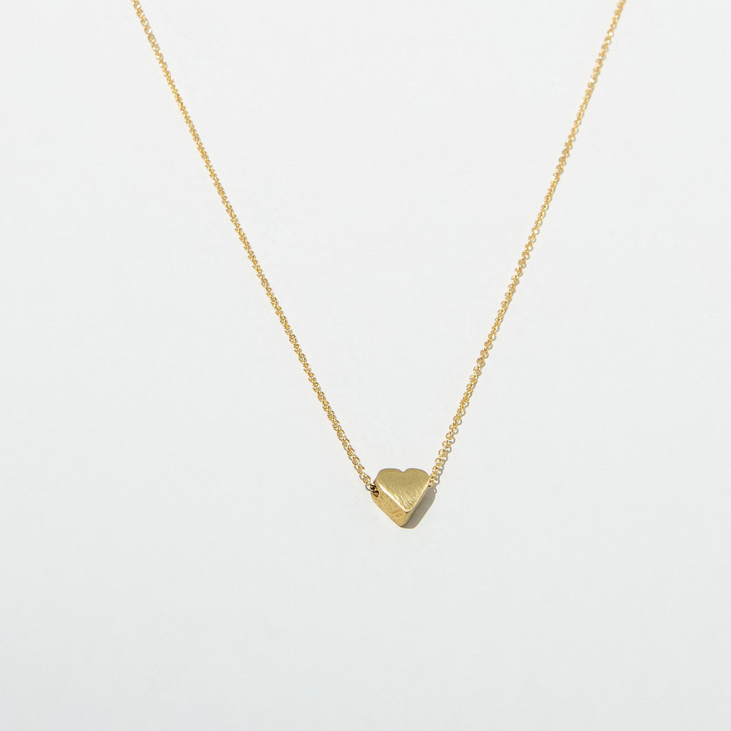 Larissa Loden Heart Necklace