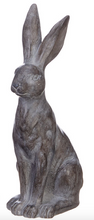 Load image into Gallery viewer, Stone Rabbit Statue