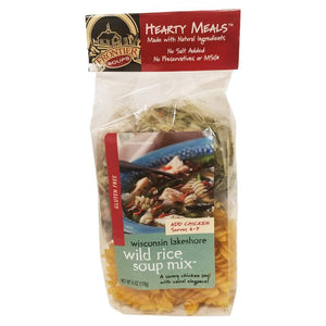 Wisconsin Lakeshore Wild Rice Soup Mix
