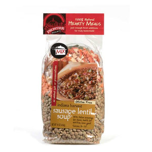 Indiana Harvest Sausage + Lentil Soup Mix