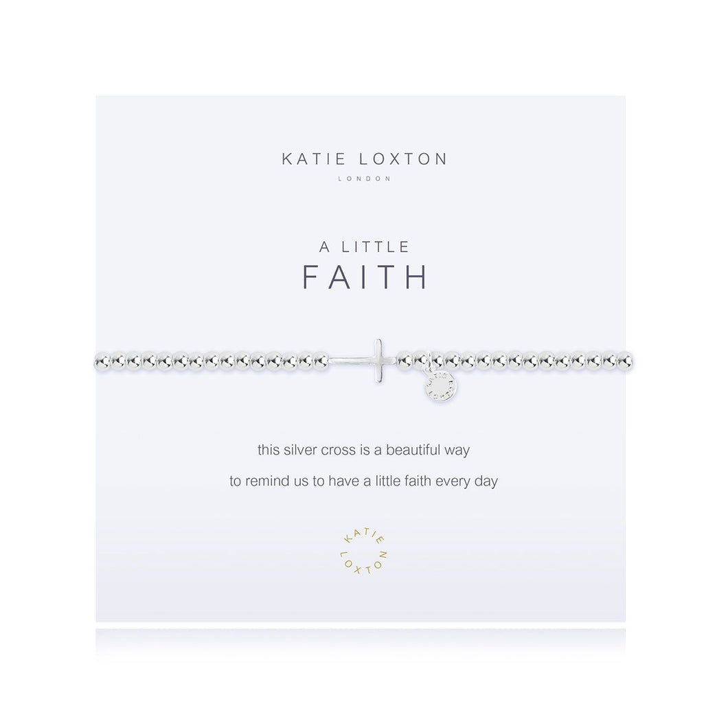 A Little Faith Bracelet