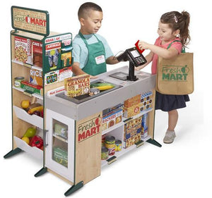 Kids Fresh Mart Grocery Store
