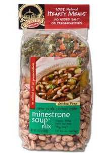 New York Corner Cafe Minestrone Soup Mix