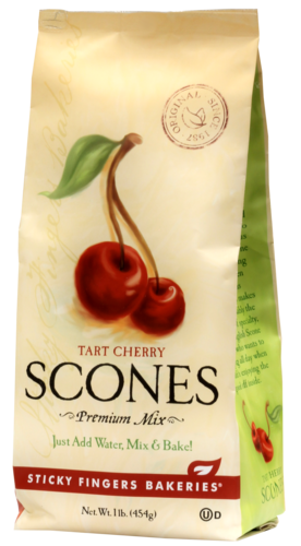 Tart Cherry Scone Mix