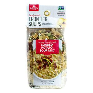 Rocky Mountain Trail Loaded Potato Soup Mix