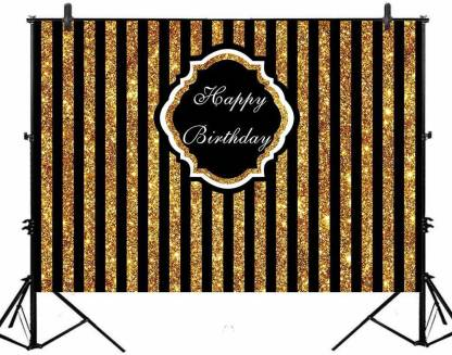Personalize Birthday Party Backdrop For Photography Banner Event Cake Table Decor Home Decoration Photo Booth Background