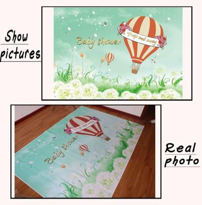 BABY SHOWER PARTY BACKDROP FOR PHOTOGRAPHY BANNER EVENT CAKE TABLE DECOR HOME DECORATION PHOTO BOOTH BACKGROUND