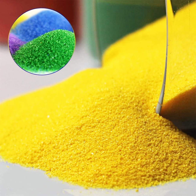 Colorful Rangoli Powder Used In Weddings Decoration, New Year, Holi, Ganpati Puja, Navaratra, Diwali, Christmas Day, Any Occasional Parties (10 Pack )