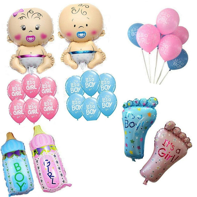 Baby Shower Balloon Decoration for Baby Shower - Baby Shower Props Baby Shower Decorations