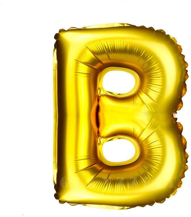 Baby Shower Gold Foil Banner Balloon 16 Inch Letters Helium Quality Foil Balloon For Baby Welcome/Shower Party Supply Decorations