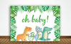 WILD SAFARI BIRTHDAY PARTY BACKDROP FOR PHOTOGRAPHY BANNER KIDS EVENT CAKE TABLE DECOR HOME DECORATION PHOTO BOOTH BACKGROUND