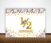 BIRTHDAY PARTY BACKDROP FOR PHOTOGRAPHY BANNER KIDS EVENT CAKE TABLE DECOR HOME DECORATION PHOTO BOOTH BACKGROUND