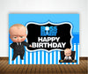 BOSS BABY BIRTHDAY PARTY BACKDROP FOR PHOTOGRAPHY BANNER KIDS EVENT CAKE TABLE DECOR HOME DECORATION PHOTO BOOTH BACKGROUND