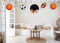 Only Sports Theme Hanging Set for decoration - Set of 12